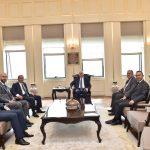 Yargıtay Başkanı Sayın Mehmet Akarca'yı Ziyaret